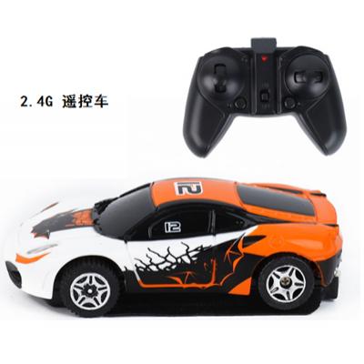2.4G 无线遥控玩具车/遥控船/童车方案