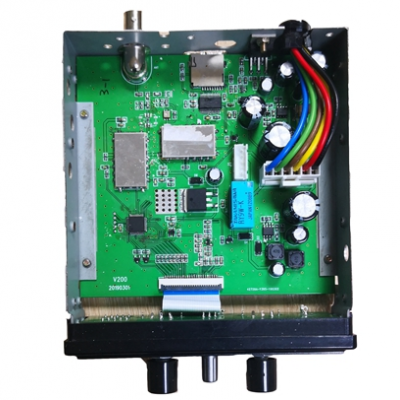 工程用全双工模拟无线对讲机方案