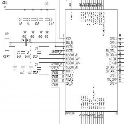 天线2.4G阻抗匹配设计